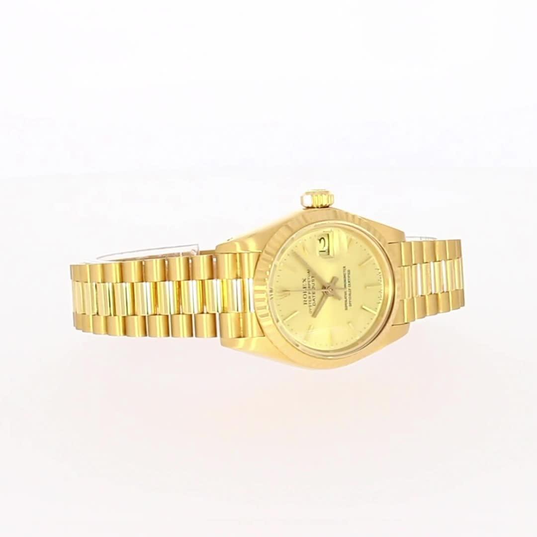 Rolex Lady Datejust <br /> 6917/8