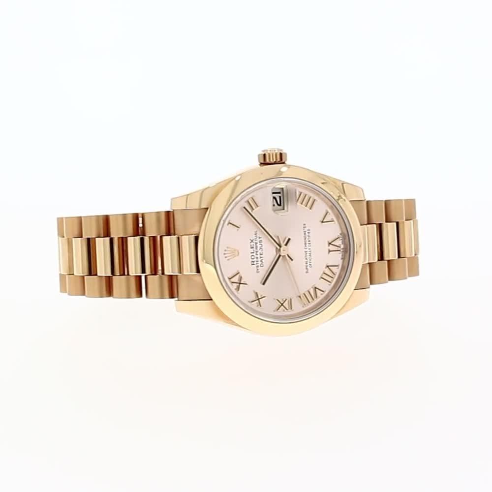 Rolex Datejust <br /> M178245F-0030