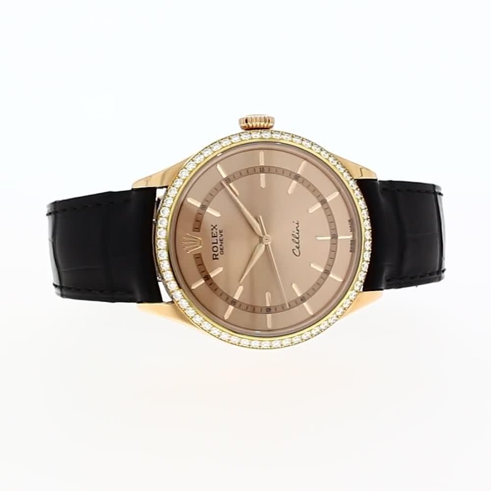 Rolex Cellini <br /> M50705RBR-0010
