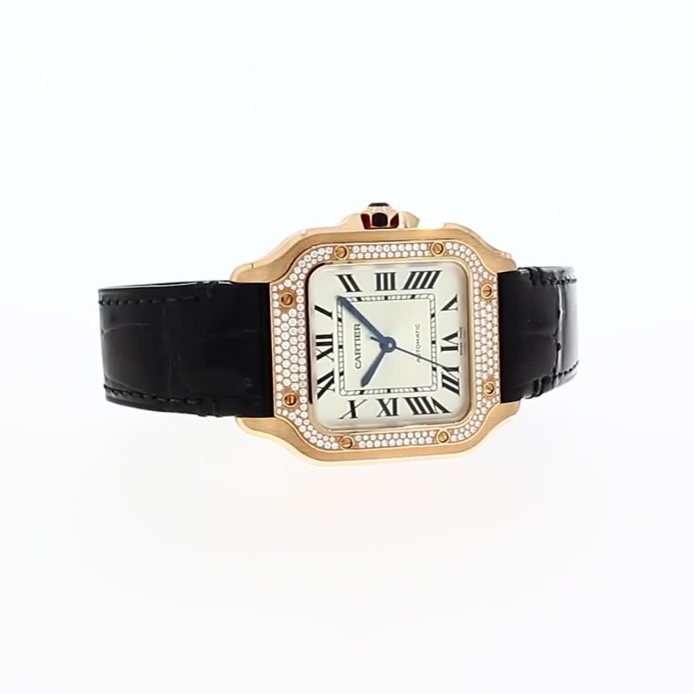 Cartier Santos  <br /> WJSA0007