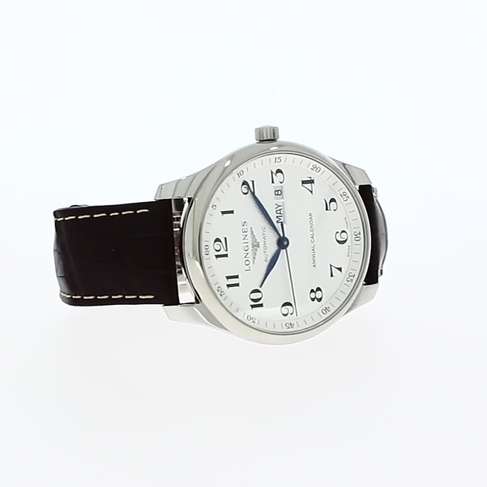 Longines Master collection  <br /> L2.920.4.78.3