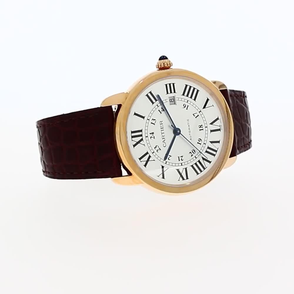 Cartier Ronde Solo  <br /> W6701009