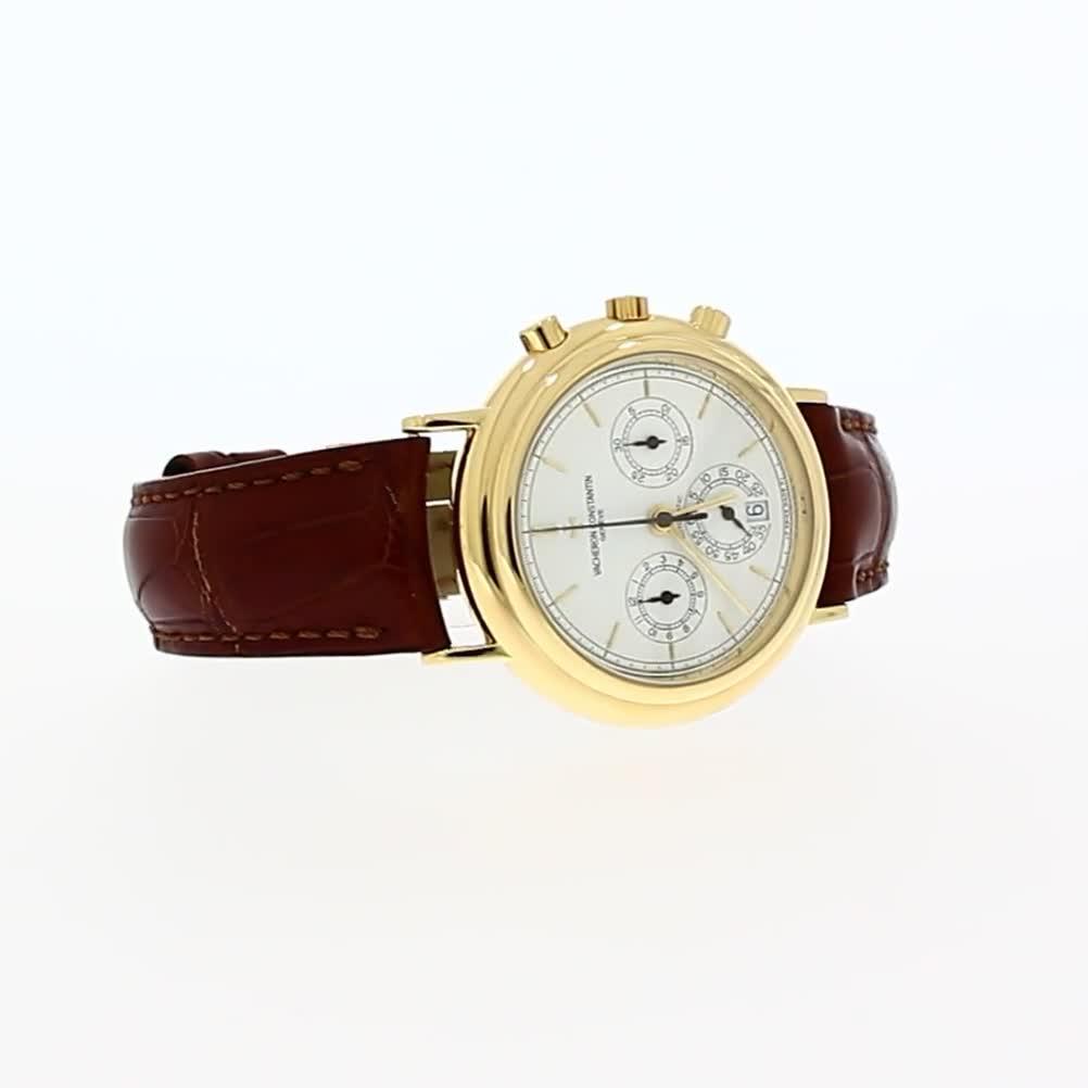 Vacheron Constantin Patrimony Chronograph <br /> 49003/000J