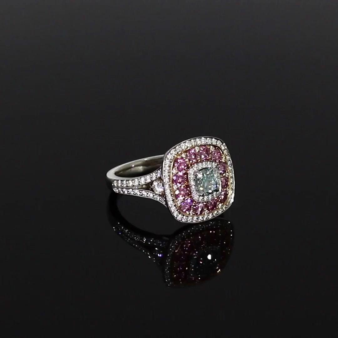 5601310_v501 Cushion cut with Brilliant cut Diamonds_501