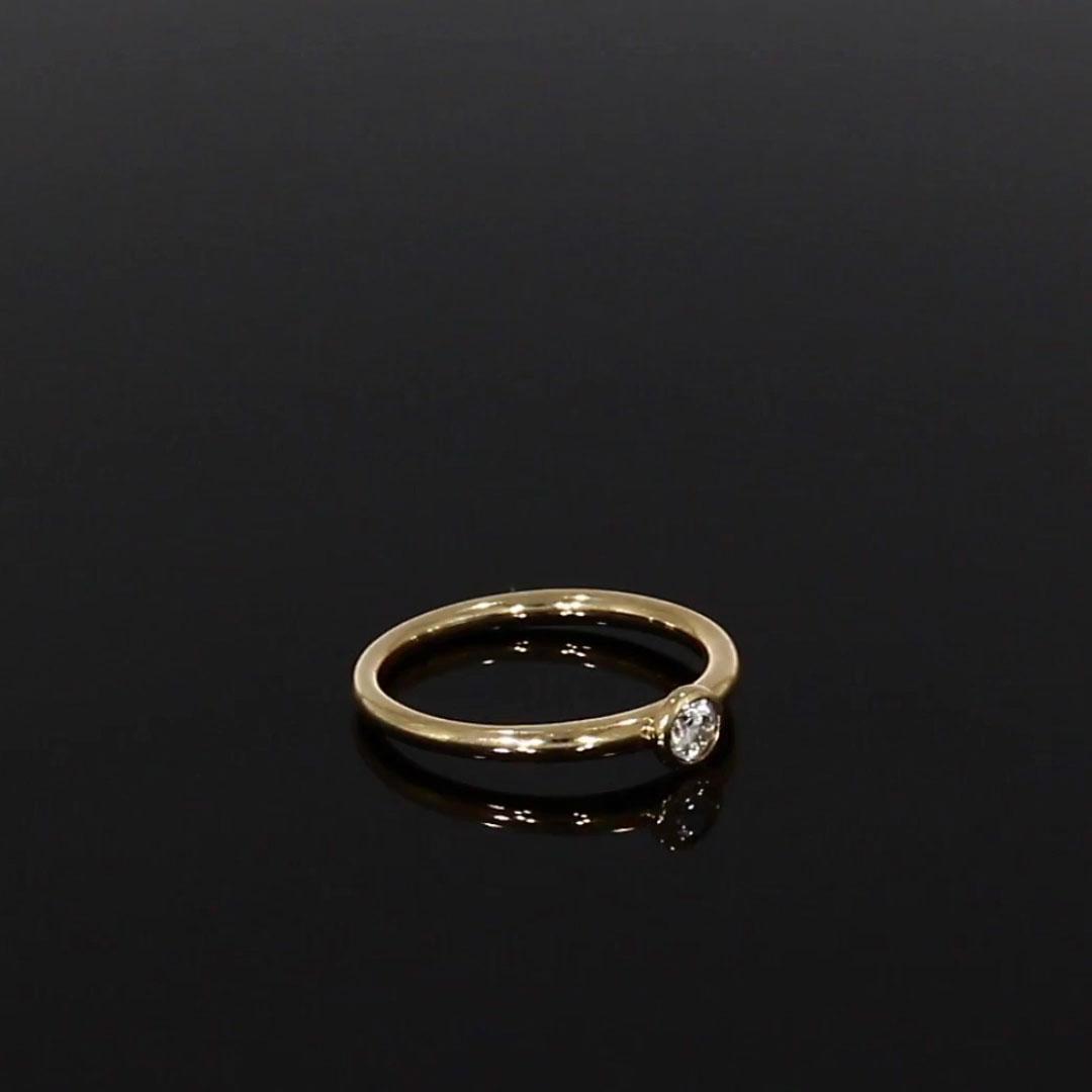 Sundance Diamond Ring<br /> 0.15CT in 18CT Rose Gold
