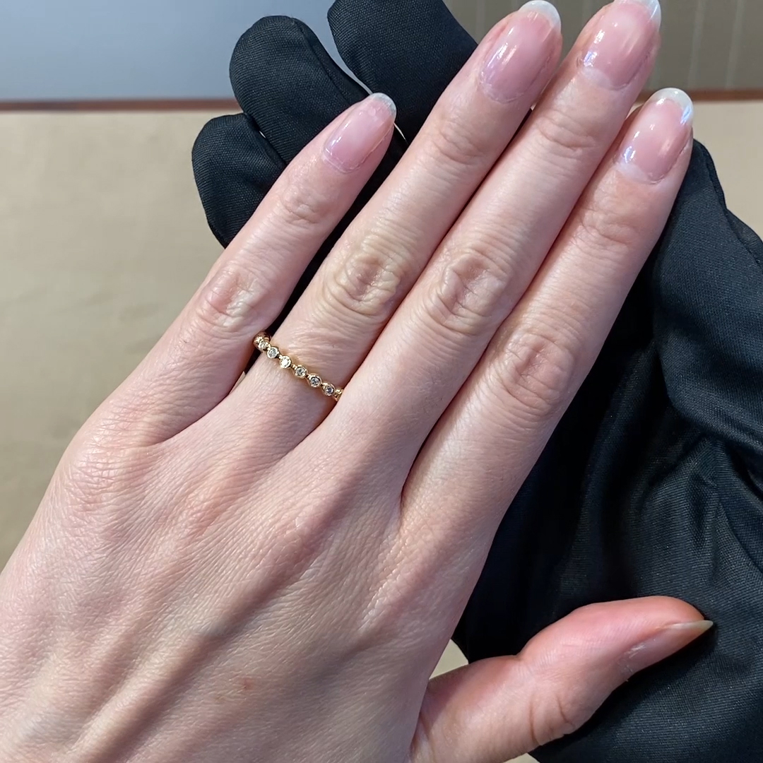 Bohemia Diamond Ring<br /> 0.29CT in 18CT Yellow Gold