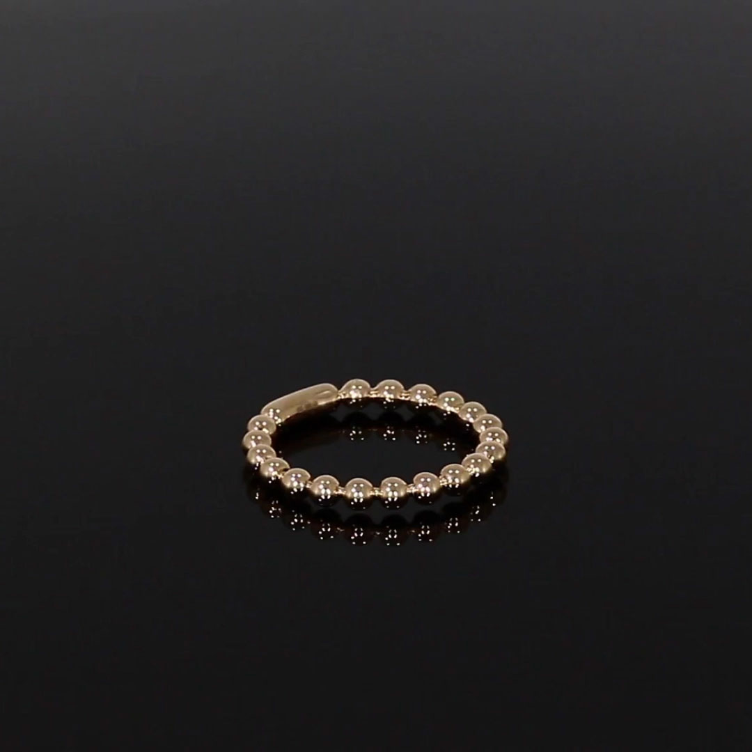 Bohemia Gold Ring<br /> in 18CT Rose Gold