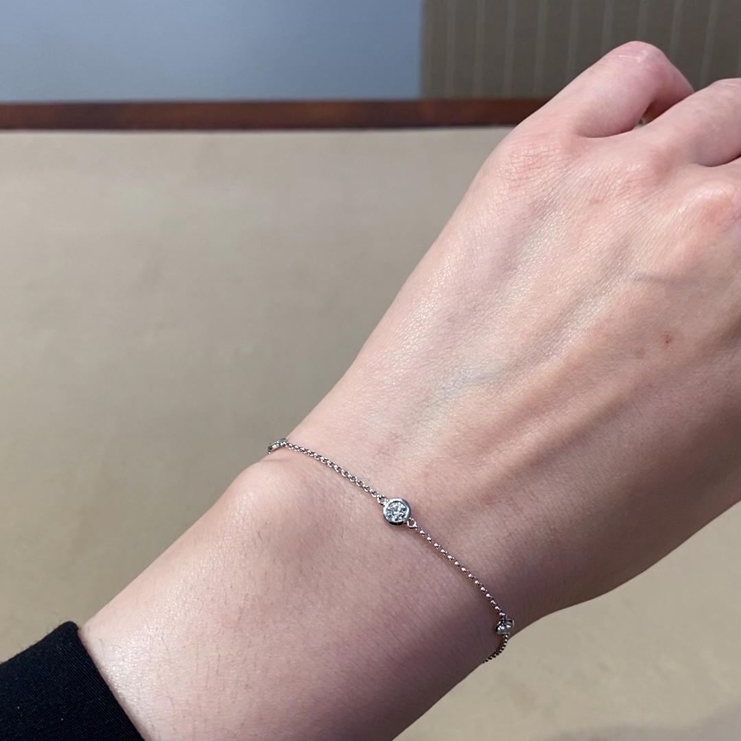 Sundance Diamond Bracelet<br /> 0.57CT in 18CT White Gold