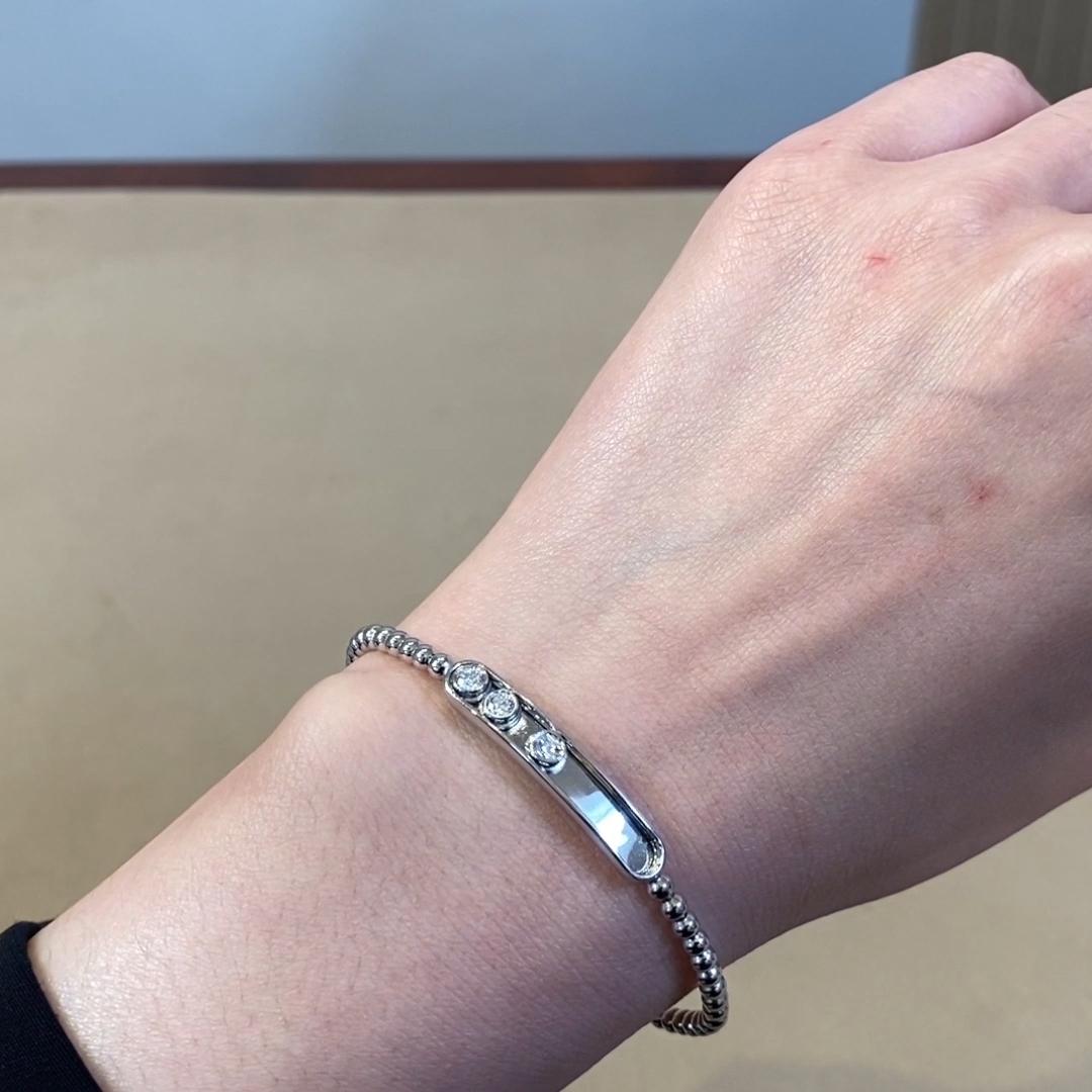 Bohemia Diamond Bracelet<br /> 0.30CT in 18CT White Gold