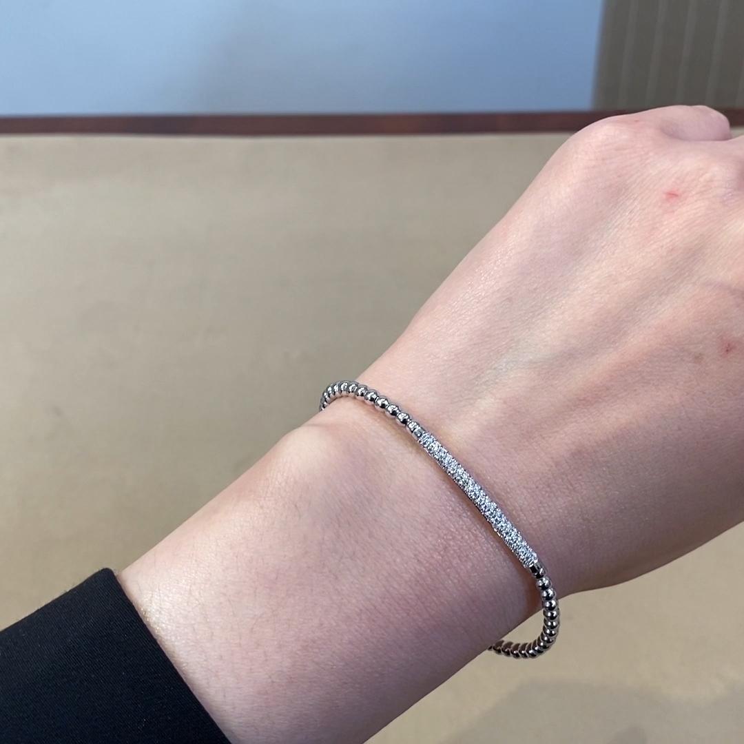 Bohemia Diamond Bracelet <br /> 0.47CT in White Gold