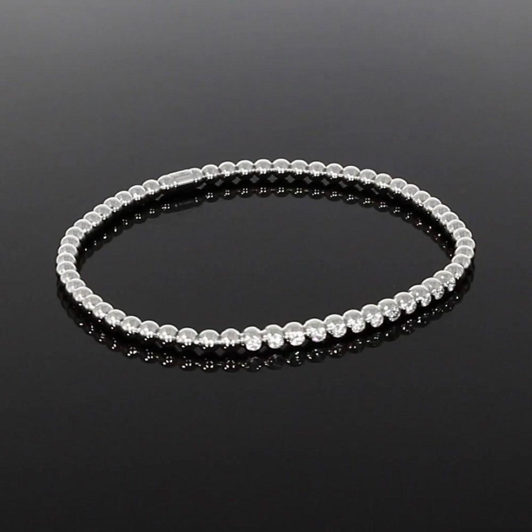 Bohemia Diamond Bracelet <br /> 0.39CT in White Gold