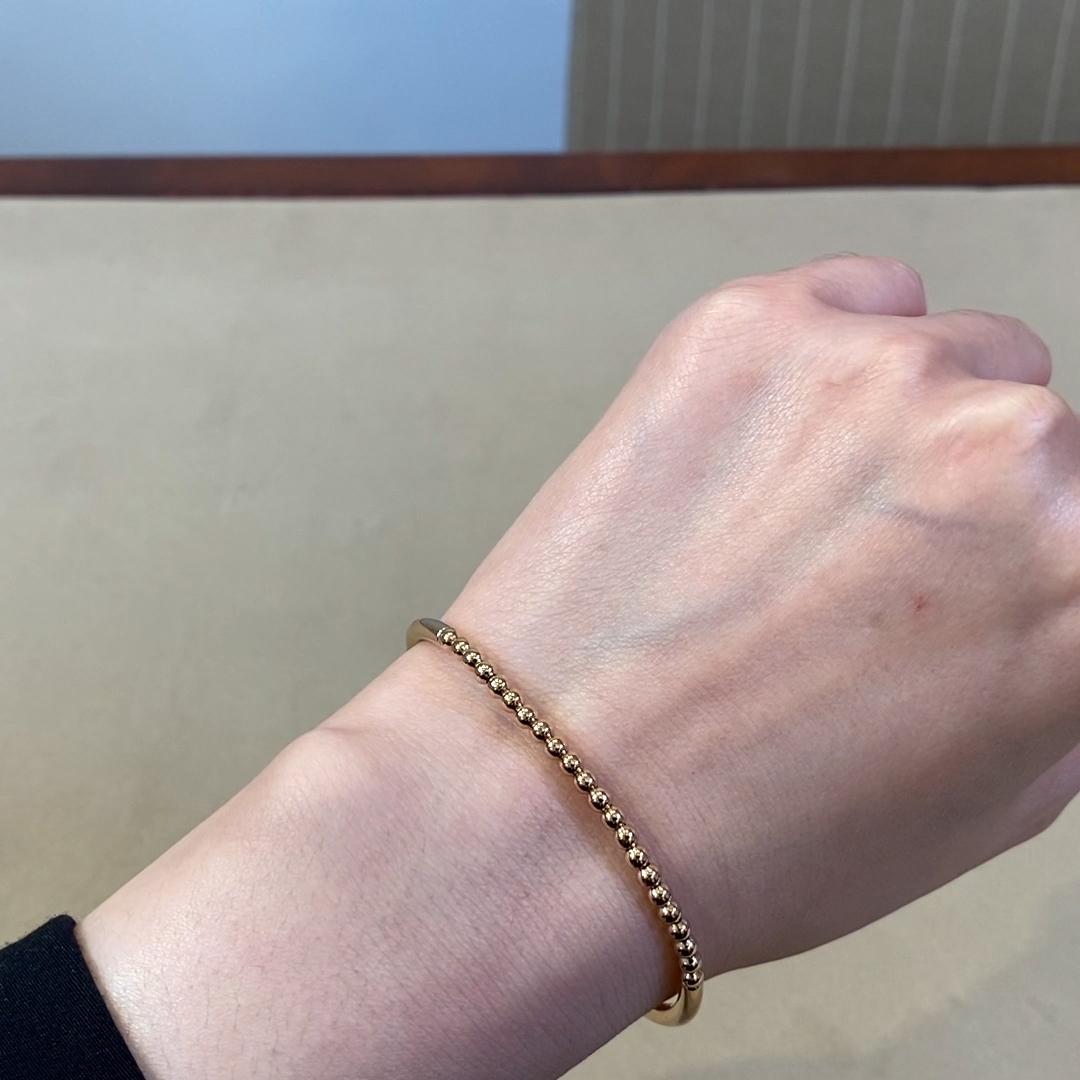 Bohemia Gold Bracelet <br /> in Rose Gold