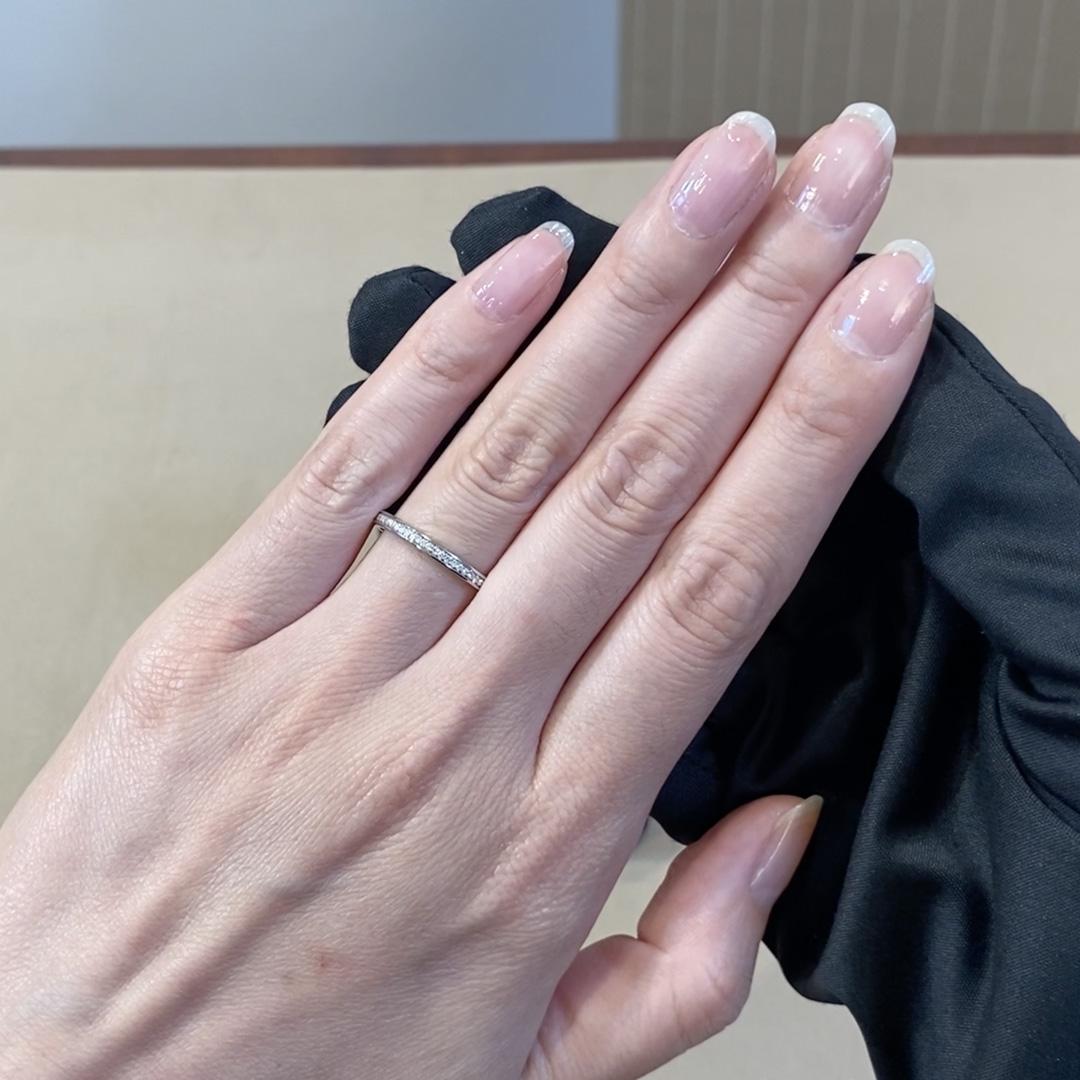 Brilliant Cut Diamond Eternity Ring<br /> 0.25CT in Platinum