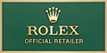 Official Rolex Retailer Plaque