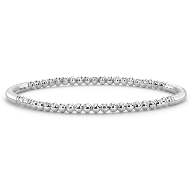Bohemia Gold Bracelet<br /> in 18CT White Gold