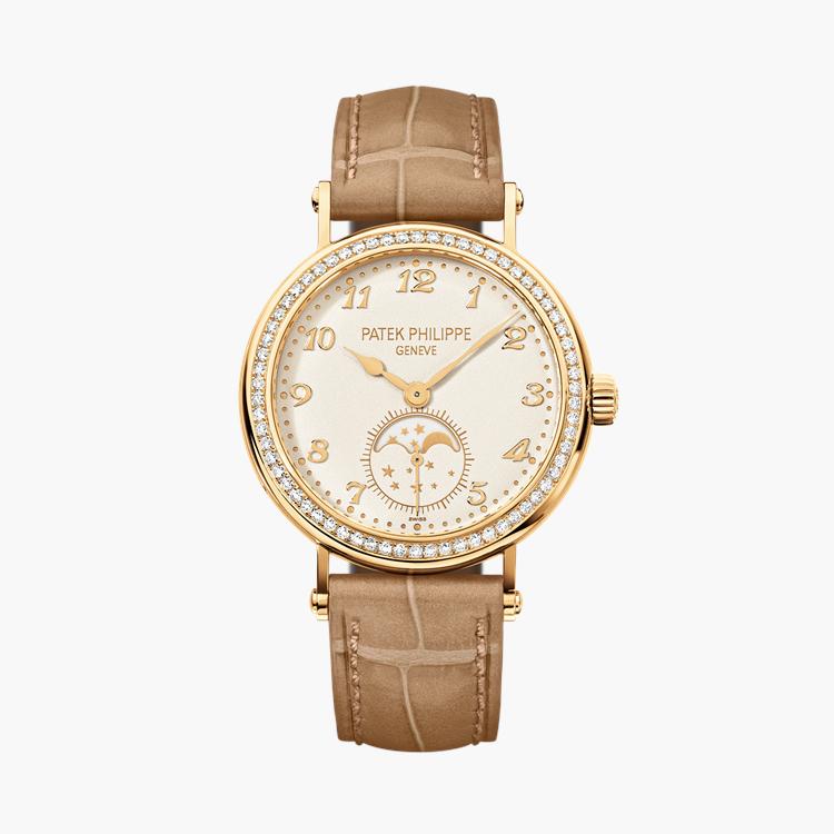 Patek Philippe Complications  7121J-001 33mm, Cream Dial, Arabic Numerals_1