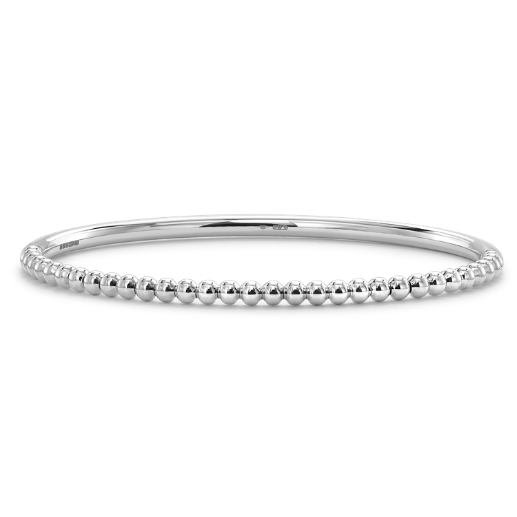 Bohemia Gold Bracelet<br /> in 18CT White Gold