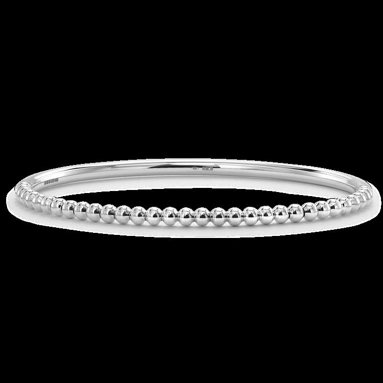 Bohemia Gold Bracelet in 18CT White Gold _1