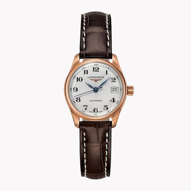 Longines Master collection   L2.257.8.78.3 29mm, Silver Dial, Arabic Numerals_1
