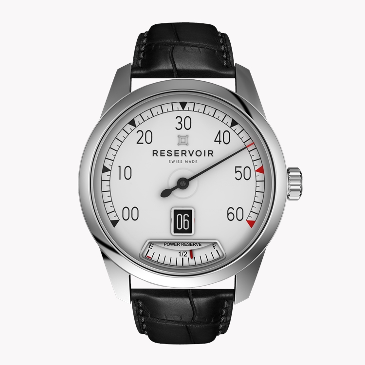 Reservoir Supercharged Classic   RSV01.SC/130-21 43mm, White Dial, Arabic Numerals_1