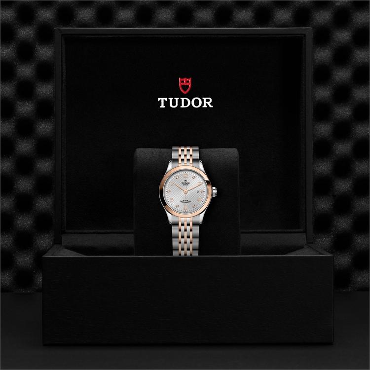 Tudor 1926  M91351-0002 28mm. Silver Dial. Arabic Numerals_3