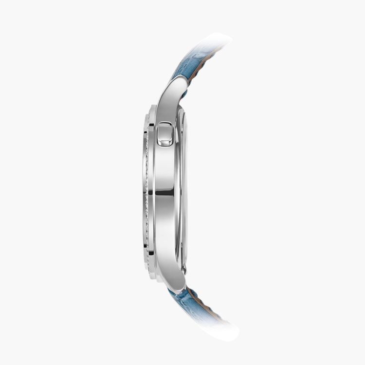 Patek Philippe Complications  7130G-016 36mm, Blue Dial, Baton Numerals_4
