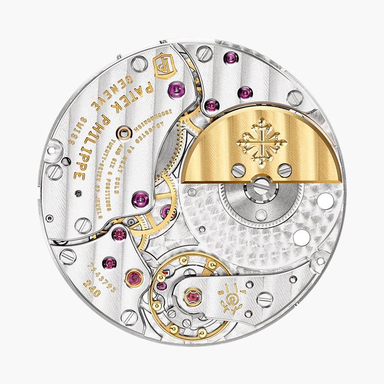 Patek Philippe Calatrava  7200/200R-001 34.6mm, Cream Dial, Arabic Numerals_4