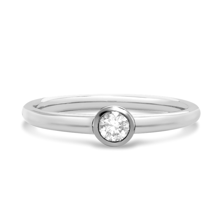Sundance Diamond Ring 0.15CT in 18CT White Gold