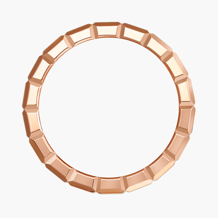 Chopard Ice Cube Ring  in Rose Gold _2