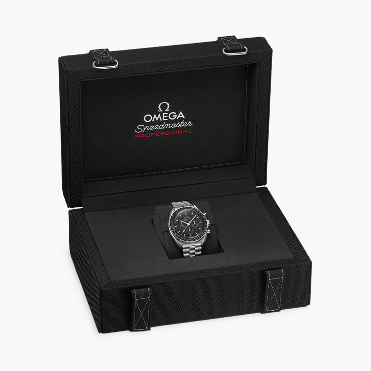 OMEGA Speedmaster Moonwatch Professional Co-Axial Master Chronometer O31030425001001 42mm, Black Dial, Baton Numerals_3