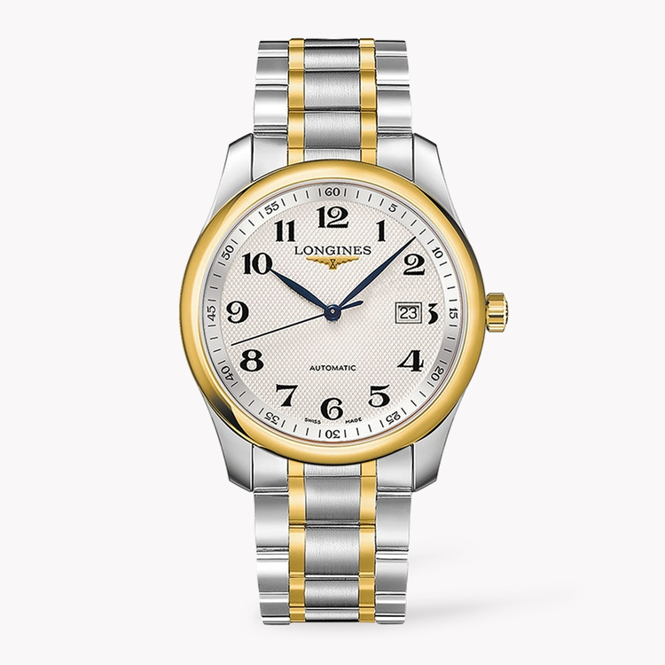 Longines Master collection   L2.793.5.78.7 40mm, Silver Dial, Arabic Numerals_1