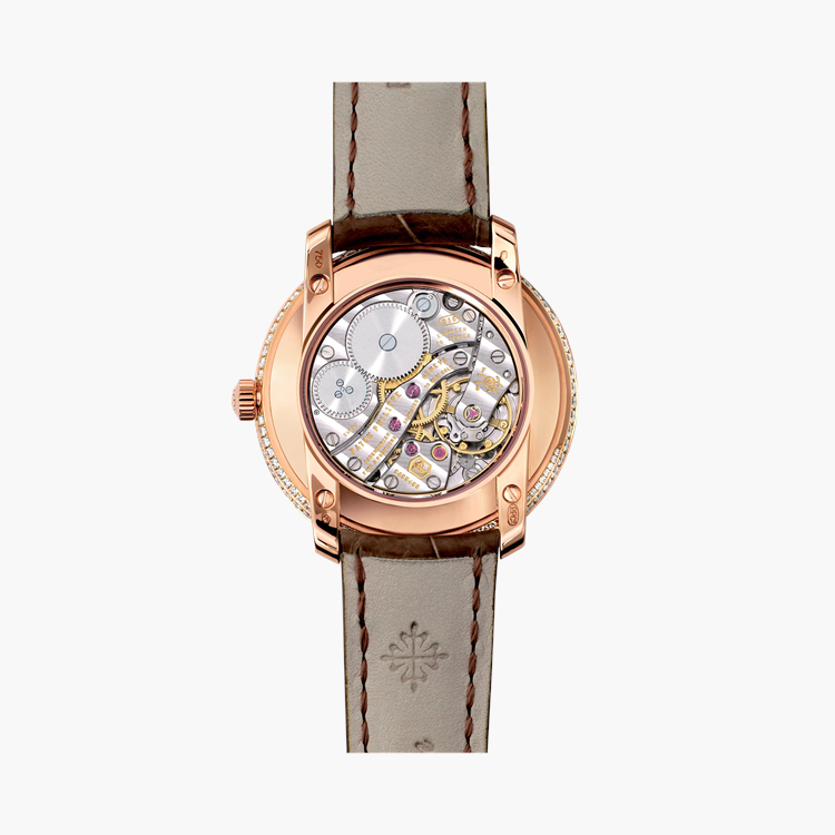 Patek Philippe Complications  4968R-001 33.3mm, White Mother of Pearl Dial, Arabic Numerals_2
