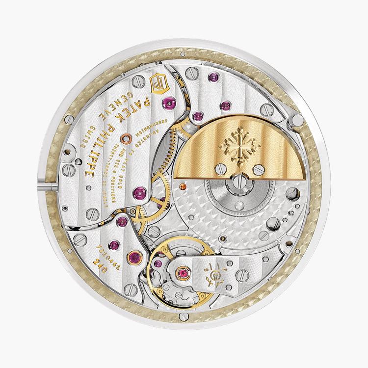Patek Philippe Complications  7130R-013 36mm, Cream Dial, Baton Numerals_4