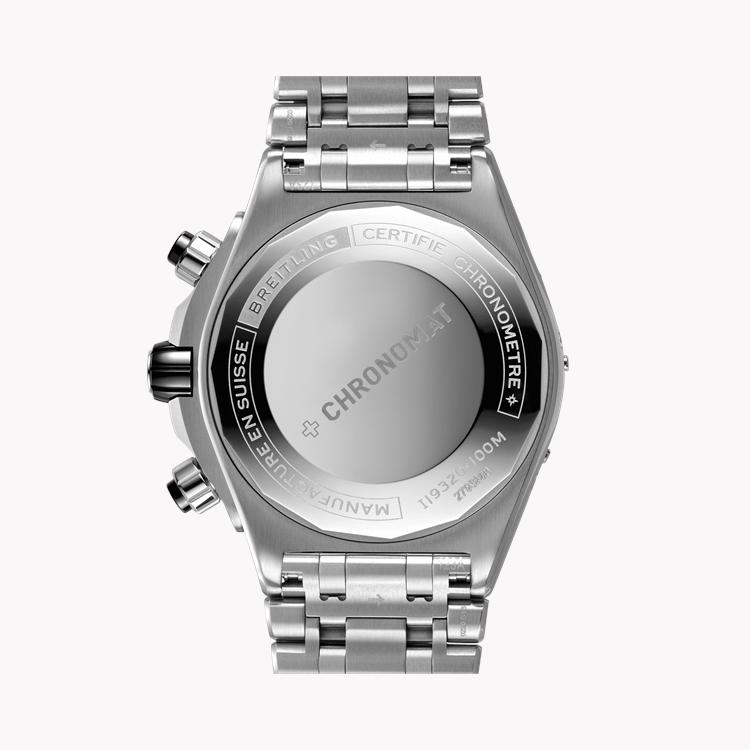 Breitling Super Chronomat 44 Four-Year Calendar  AB0136161C1A1 44mm, Black Dial_4