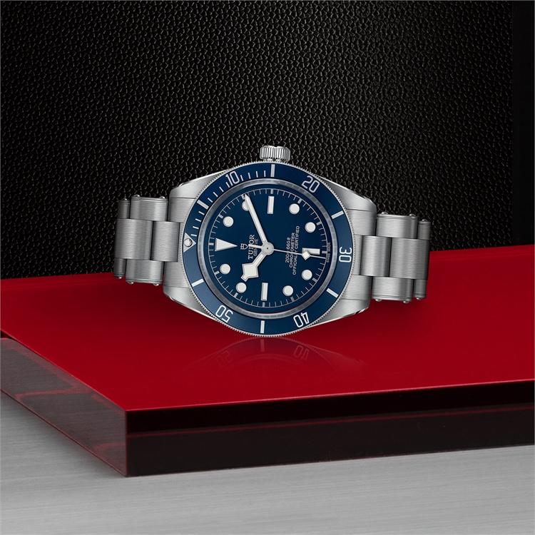 Tudor Black Bay Fifty-Eight Navy Blue  M79030B-0001 39mm. Blue Dial. Baton Numerals_2