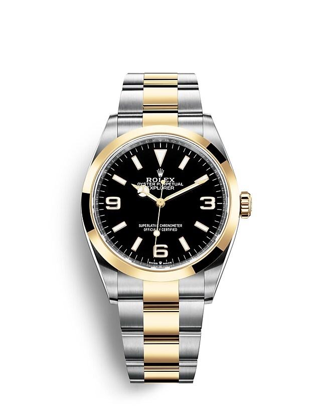 Rolex Explorer 124273