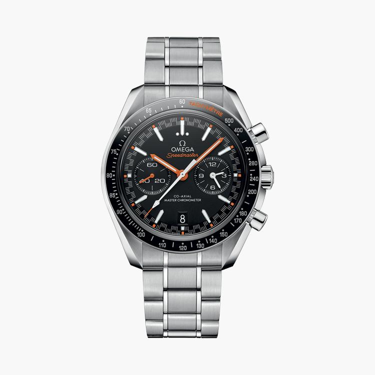 OMEGA Speedmaster Racing  O32930445101002 44.25mm, Black Dial, Baton Numerals_1
