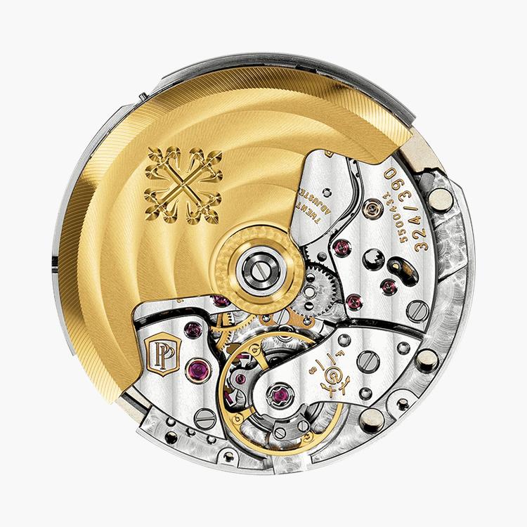 Patek Philippe Twenty~4  7300/1200R-001 36mm, Chocolate Dial, Arabic Numerals_5