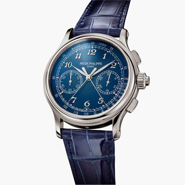 Patek Philippe Grand Complications  5370P-011 41mm, Blue Dial, Arabic Numerals_11